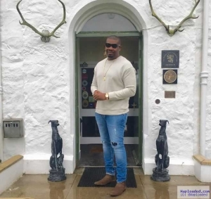 Photo: Don Jazzy Absolutely Nails The Trendy Ripped Jeans Look